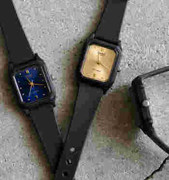 幅広いテイストの腕時計を生み出している「CASIO(カシオ)」は、機能的でアクティブに使えるものから、洗練されたシンプルデザインのものまで、男女を問わずに人気の高い時計ブランドです。