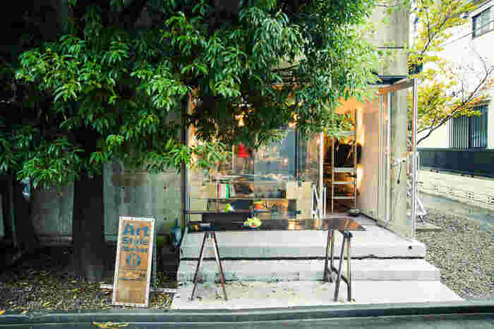 原宿の実店舗