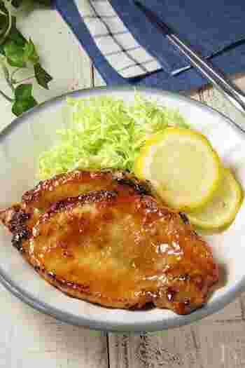豚肉の定番レシピはたくさんありますが、隠し味で洋食屋さん風の味が楽しめるポークソテーは、大人から子供までおいしく食べられます。