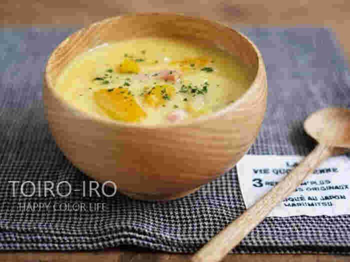食卓の人気メニュー・シチューも、保温調理鍋の活躍で食卓に上がる機会がグンと増えそう!とろみのあるスープも、保温調理鍋なら焦げ付きの心配がありません。温め直しが難しいシチューも、気軽にお留守番メニューに加えることができますね。