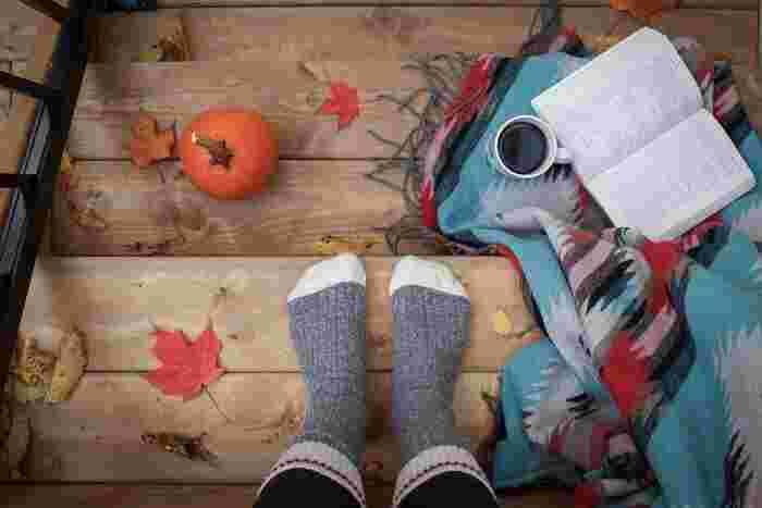 小さな楽しみを散りばめた「自分時間」を。秋におすすめの【10】の過ごし方