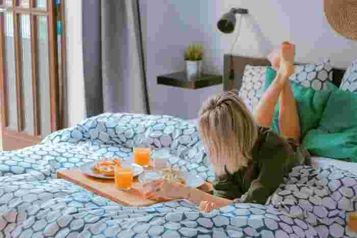 大きな家具だからしっかり選ぶ♪自分に合う【ベッドの選び方】