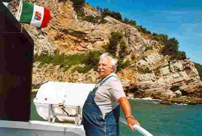 人生を楽しむことも大切にしている、ジョバンニさん。年に一度は母国・イタリアに戻り、バカンスを楽しんでいるんだそう。 たくさんエネルギーをチャージして、美味しい料理とともにハッピーな気持ちを届けているんですね。