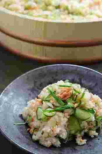 暑い日はさっぱり味が嬉しいね♪「酢飯」で作る彩り豊かなご飯ものレシピ