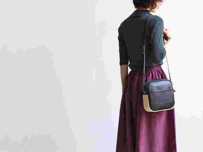 """""""手荷物美人""""になりませんか?すっきり可愛い「ミニショルダーバッグ」活用のススメ"""