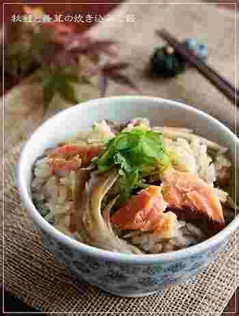食物繊維が豊富な舞茸には、ビタミンB群も多く含まれています。また、免疫力をアップさせるといわれる、きのこ特有の成分「βグルカン」なども含まれ、健康食材として注目されています。