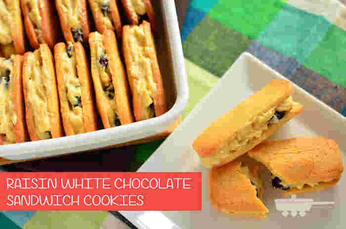 クッキー生地は冷凍庫で保存することもできるので、すこしずつ焼きたてを食べることもできます。冷凍庫から出してすぐでも包丁でカットすることができるというのはとても便利。チェックしておきたいレシピです。