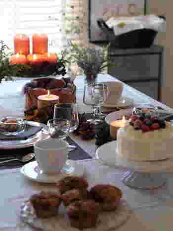 クリスマスや忘年会や新年会など人が多く集まるこの季節。また、結婚記念日や誕生日など「特別な日」のおもてなしをする機会って大人になればなるほど増えてきますよね。