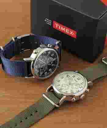 TIMEXの腕時計の中でも特に人気なのが「WEEKENDER(ウィークエンダー)」。WEEKENDERは日本で15分に1本売れていると言われている大人気の腕時計です。