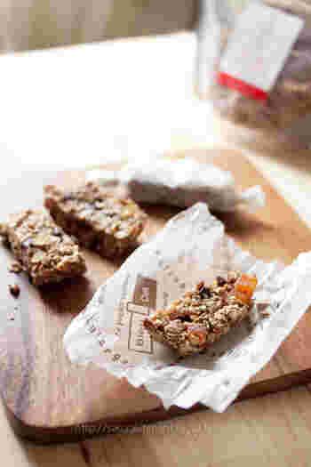 こちらはバターも不使用でダイエット中の人にもおすすめのレシピ! オーブンやレンジも使わず固めるだけなのでとっても簡単です♪