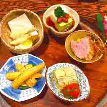 京都の日常、お気軽に。家庭で楽しむ『おばんざい』レシピ