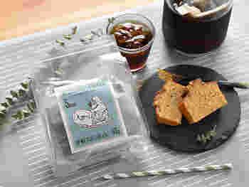 2001年に静岡県でオープンした「IFNi ROASTING & CO.(イフニ ロースティングアンドコー)」の水出しコーヒーです。品質はもちろん、コーヒーに込める思いやパッケージまでこだわり作られています。1回分ずつのバッグになっているので、粉を量る手間なしで使えます。水の量で濃さを調節できるので、好みの濃さを見つけるのも楽しいですよ。