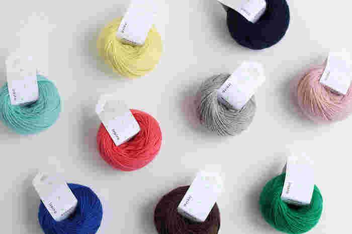 いかがでしたでしょうか。 《DARUMA STORE》の夏の編み物はどれもオシャレで創作意欲をくすぐるものばかりです!ぜひ、夏から編み物をはじめてみませんか♪