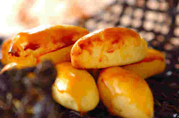 さつまいも=スイートポテトと言えるほど、ぱくぱく食べることのできる大人気のおやつ。 さつまいも本来の味を生かした、これぞシンプルスイートポテトです。
