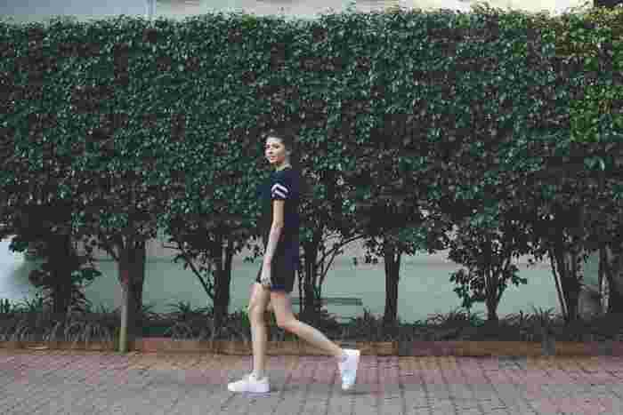 歩くときに、普段よりも少し大またで急ぎ足にするだけでも、運動量があがります。自分自身の体重やBMIを知り、いつも気にかけて、適正な体重を維持することがとても大切です。